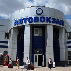 Автовокзалы Вахтана