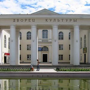 Дворцы и дома культуры Вахтана