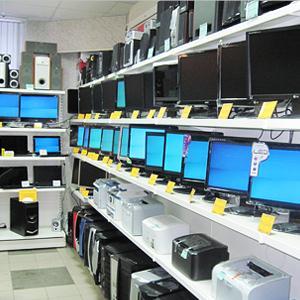 Компьютерные магазины Вахтана
