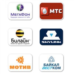Операторы сотовой связи Вахтана