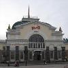 Железнодорожные вокзалы в Вахтане