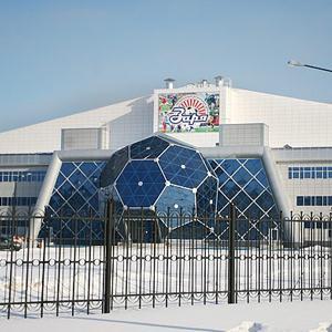 Спортивные комплексы Вахтана