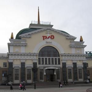 Железнодорожные вокзалы Вахтана