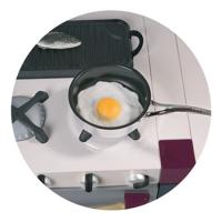 Гостиница Тихий Уголок - иконка «кухня» в Вахтане